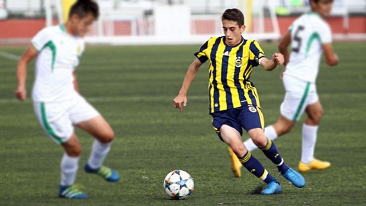 Genç futbolcu Ömer Faruk Beyaz, Fenerbahçe'den ayrılıyor