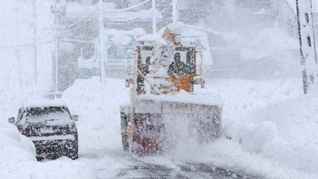 Meteoroloji'den 40 il için kar yağışı uyarısı