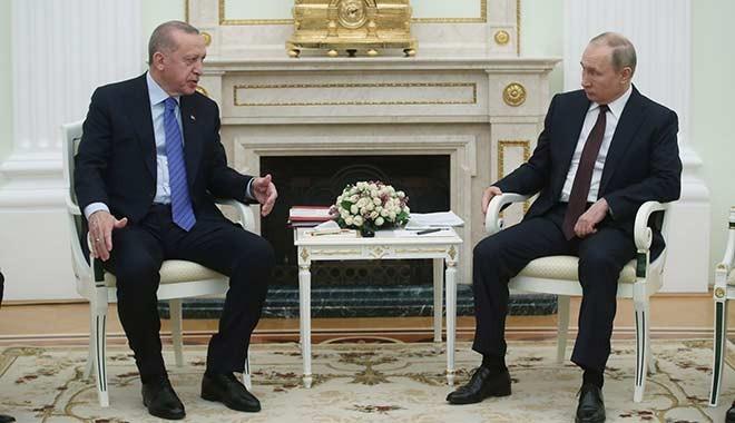 Erdoğan ile Putin, telefonde ne görüştü?