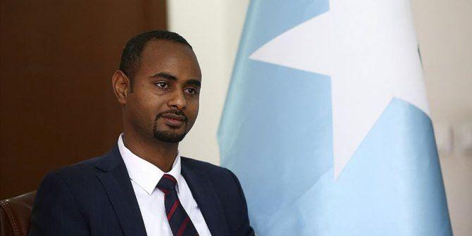 Somali Başbakanı Roble, Türkiye'nin Mogadişu Büyükelçisi Yılmaz'ı kabul etti