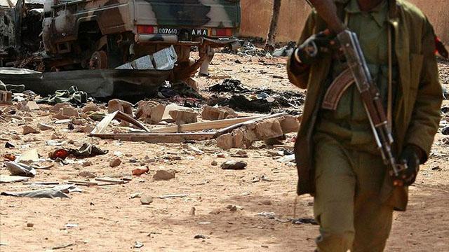Mali'de terör saldırısında 3 BM askeri hayatını kaybetti