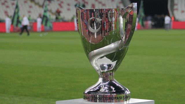 Ziraat Türkiye Kupası'nda çeyrek final kura çekimi gerçekleşti