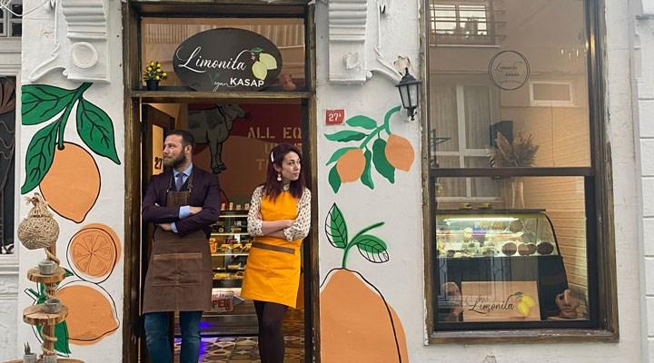 Türkiye'nin ilk vegan kasabı, Kadıköy'de açıldı