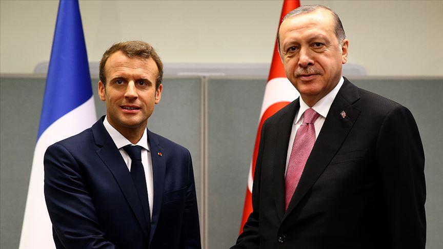 Dışişleri Bakanı Çavuşoğlu: Macron, bir mektup gönderdi