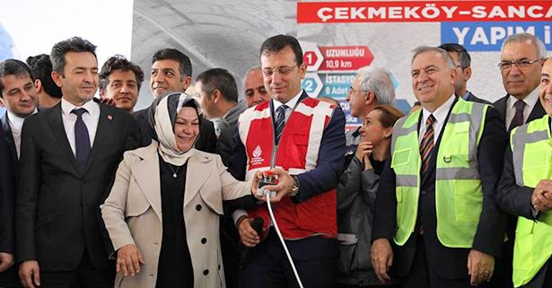Sancaktepe Belediye Başkanı Döğücü'den İmamoğlu'na sert sözler: