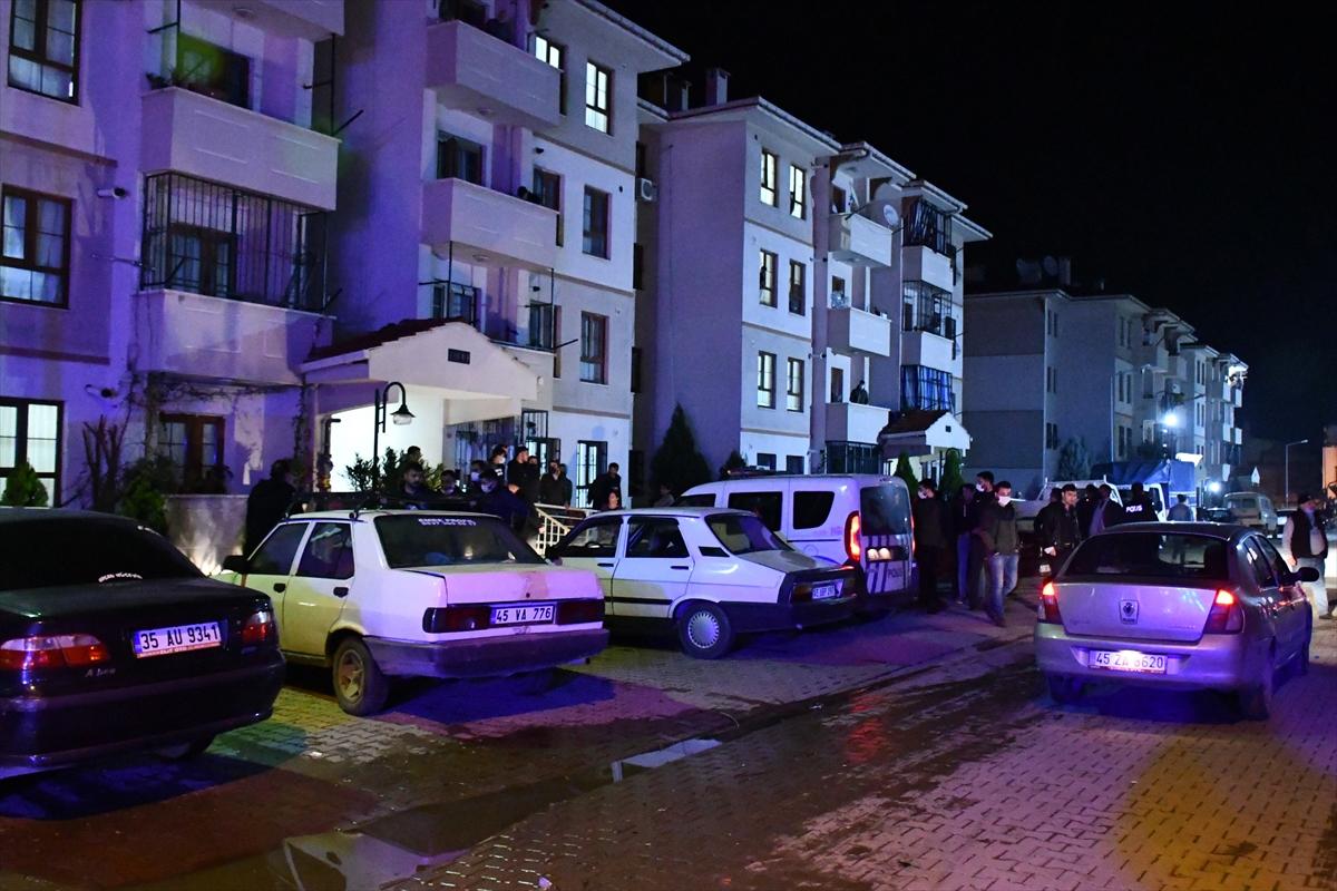 Manisa'da cinayet işlendiği yönünde asılsız ihbarda bulunan alkollü kişi gözaltına alındı