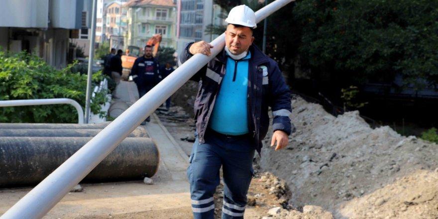 Hatsu Antakya'da Aralıksız Çalışıyor