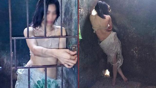Dünya, öz kızlarını 5 yıldır kafese kapatan aileyi konuşuyor!