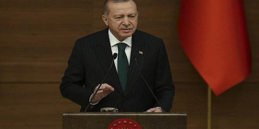 Erdoğan: Trump'ın Venezüella açıklaması beni şok etti