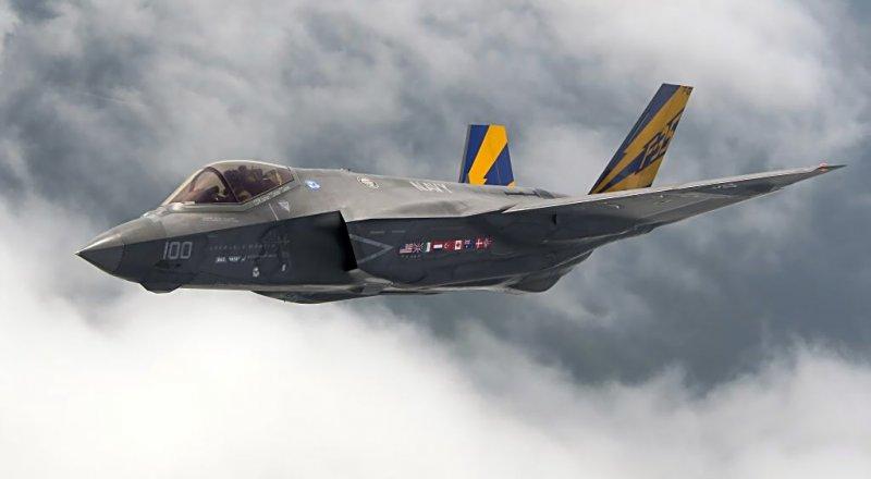 THE NATIONAL INTEREST: ''F-35'LERİN FÜZE SAVUNMA ALANINDAKİ YETENEKLERİ SINIRLI''