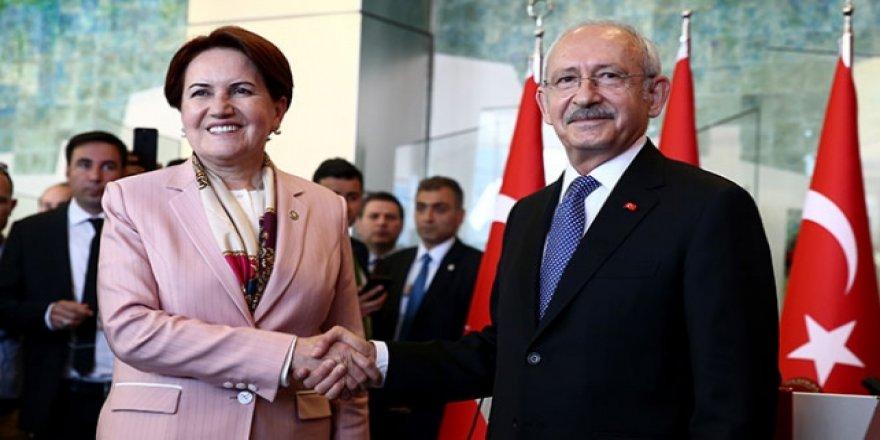 Kılıçdaroğlu ve Akşener'den flaş açıklamalar