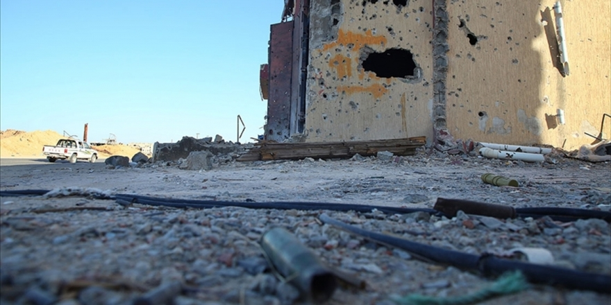 Libya Ordusu: Hafter Milisleri Ateşkes Anlaşmasını Uygulamaya Niyetli Değil