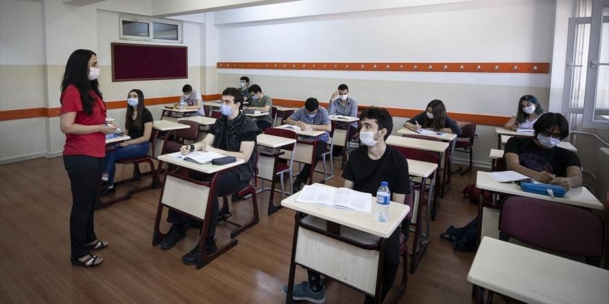 Destekleme Ve Yetiştirme Kurslarında Yüz Yüze Eğitim 22 Ocak'ta Başlayacak