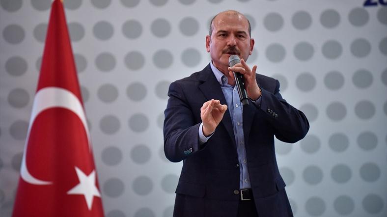 Bakan Süleyman Soylu'dan adalet isyanı!