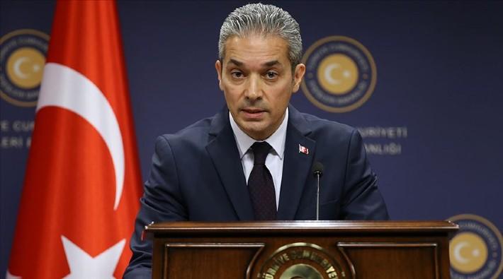 İyon Denizi'ndeki karasuların genişliğine ilişkin Türkiye'den açıklama