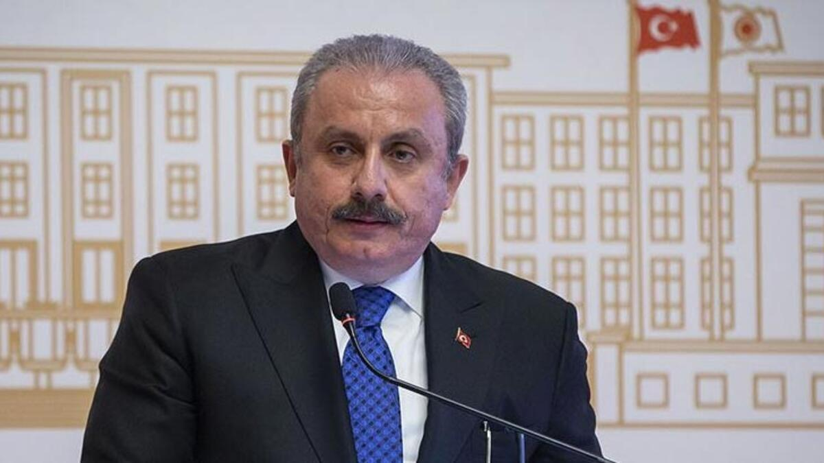 TBMM Başkanı Şentop: Meclis, yeni sistemde güçlendirilmiştir