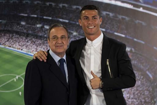 Real Madrid Başkanı Perez ile Ronaldo arasında sürpriz görüşme