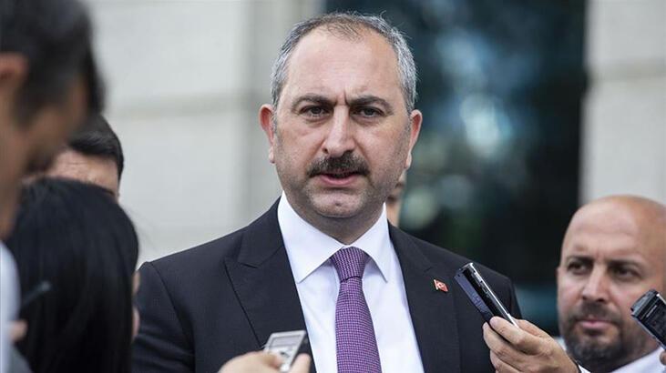 Bakan, 'klavye başında tutuklama siparişi verenler'e seslendi: Türkiye hukuk devleti