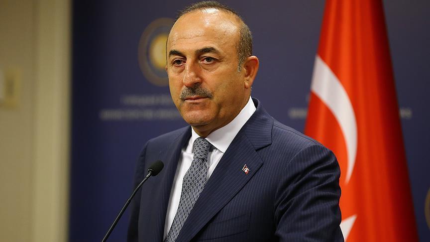 Bakan Çavuşoğlu, Türkiye'nin AB'den beklentilerini aktardı