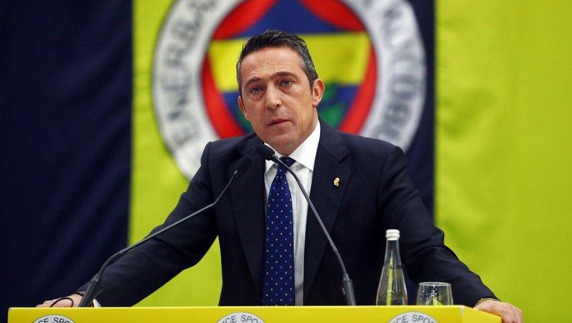Ali Koç'tan transfer açıklaması: Takımdan ayrılacak da olacak, gelecek de olacak