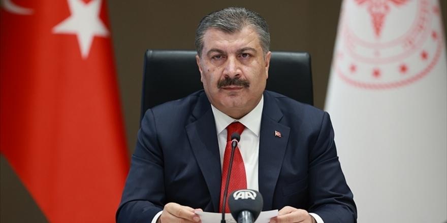 Sağlık Bakanı Koca: Sağlık Ordumuzun İnanç Ve Azmi Güven Veriyor