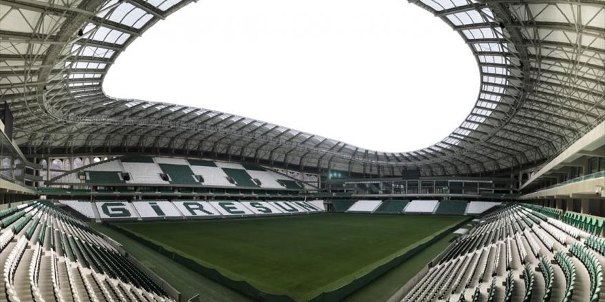 Giresun'da Çotanak Stadı Yarın Hizmete Girecek