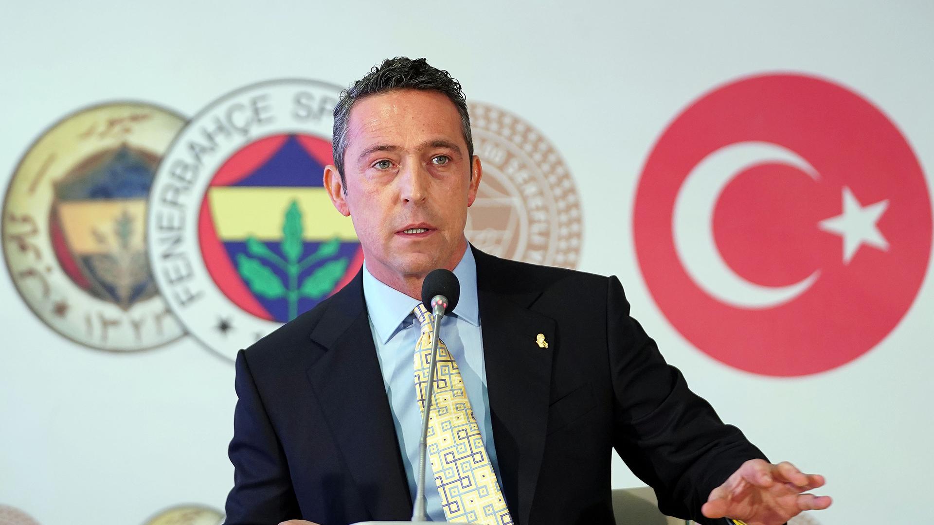 Ali Koç: Mesut Özil'in imza törenini salı ya da çarşamba günü olacak