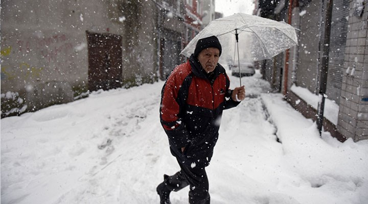 MGM harita paylaştı: Kar yağışı geri dönüyor! İşte il il haftalık hava durumu