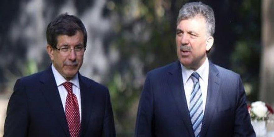 Büyük İddia: Abdullah Gül ve Ahmet Davutoğlu, AK Partili vekillerle o partiye geçecek'