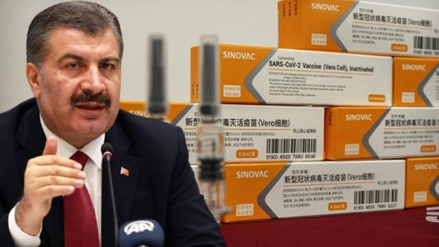 Sağlık Bakanı Koca müjdeli haberi verdi: Korona aşılarının ikinci sevkiyatı yarın sabah geliyor