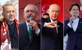 """Vatandaşa """"Ülke ekonomisini kim daha iyi yönetir?"""" diye soruldu, Erdoğan açık ara fark attı"""
