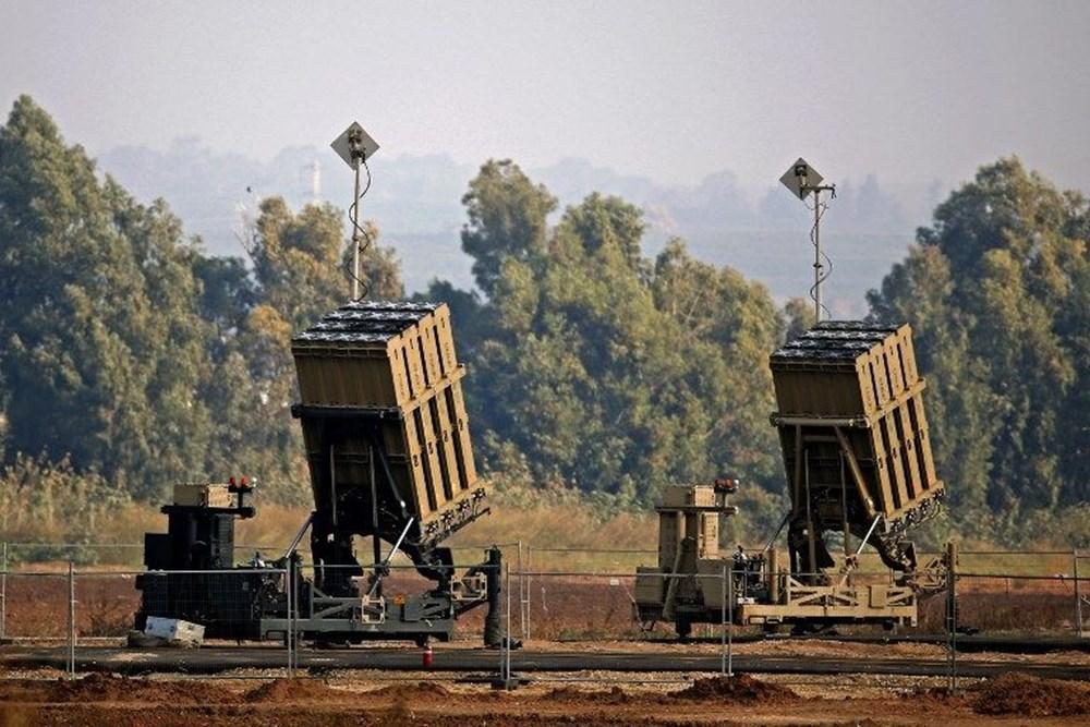 'İsrail'in İran'a karşı geliştirdiği Demir Kubbe, ABD tarafından Körfez ülkelerine konuşlandırılacak'