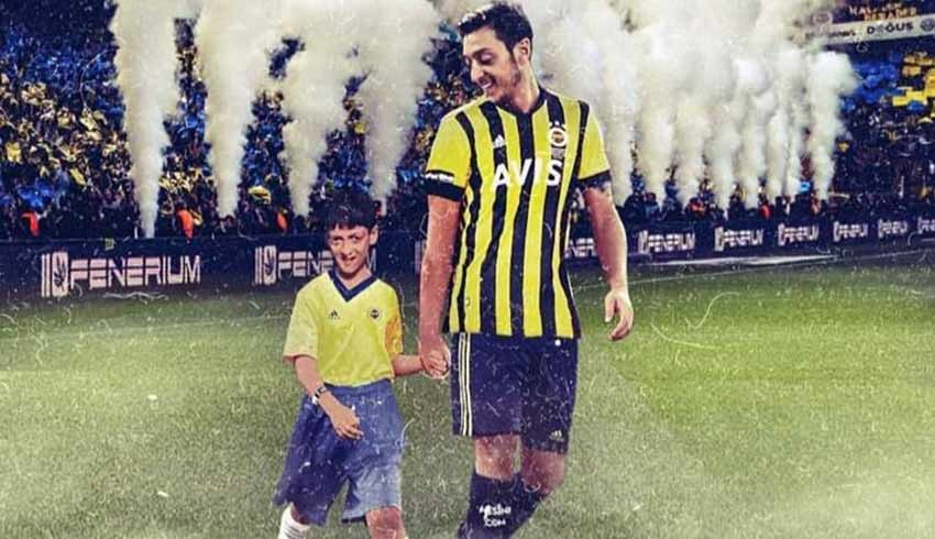 Fenerbahçe, Mesut Özil'i bonservissiz transfer etti