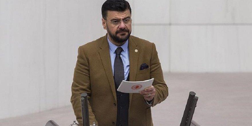 İYİ Parti Manisa Milletvekili Akkal istifa etti