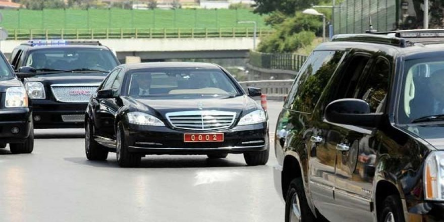 Erdoğan, Toyota programını iptal etti