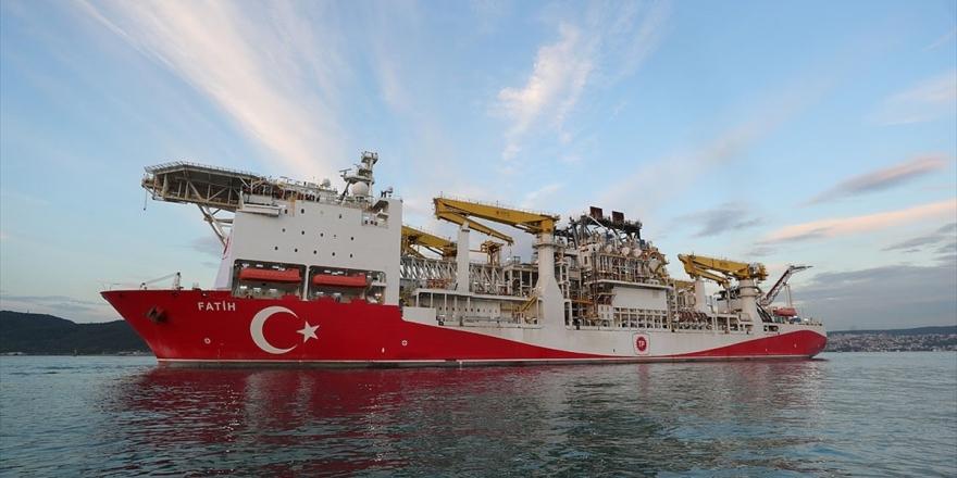 Fatih Sondaj Gemisi Türkali-2'deki Sondajı İçin Gün Sayıyor