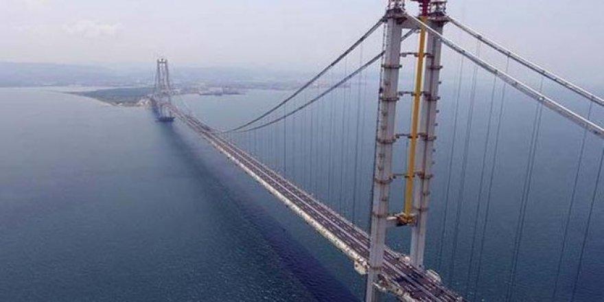 Osmangazi Köprüsü ile ilgili flaş gelişme