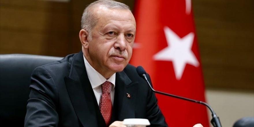 Cumhurbaşkanı Erdoğan: Elazığ'da Vatandaşlarımıza Mutlu Bir Yaşam Alanı Hazırlamak Nasip Oldu