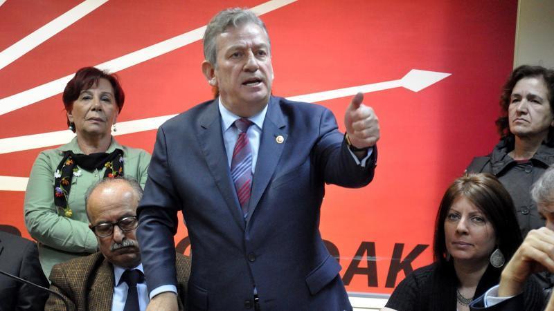 CHP'li Haluk Pekşen ilk kurultayda genel başkan adayı olacağını açıkladı