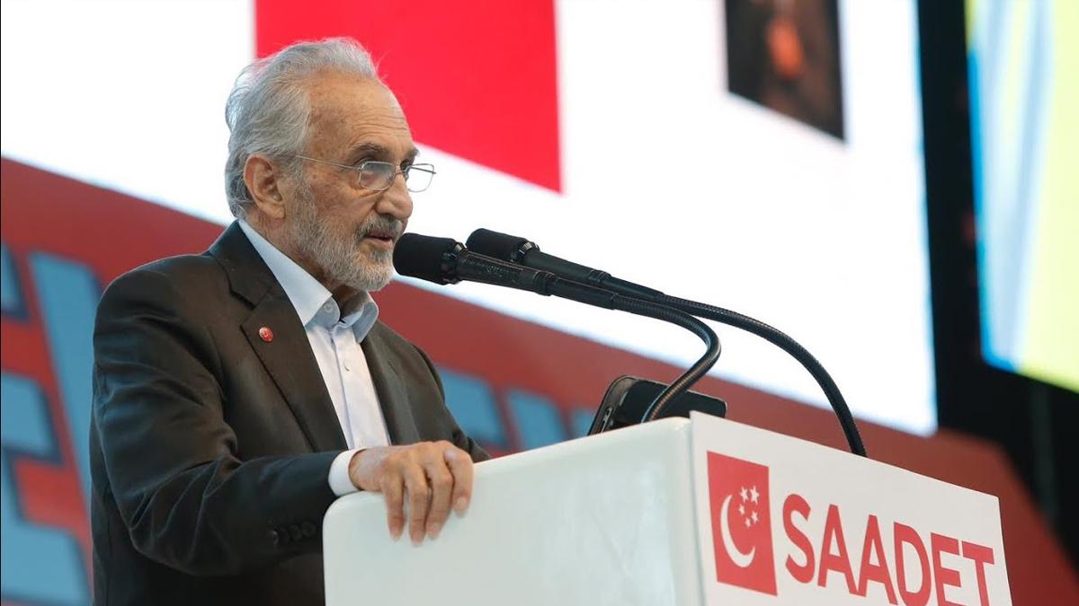 Saadet Partili Asiltürk'ten ittifak açıklaması