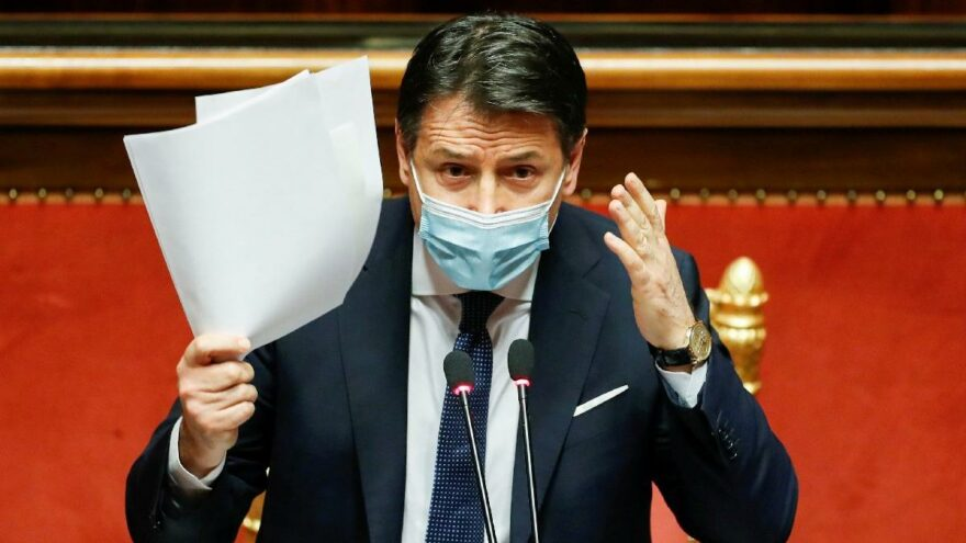 İtalya: Corona ve siyasi çalkantıların gölgesinde bir ülke