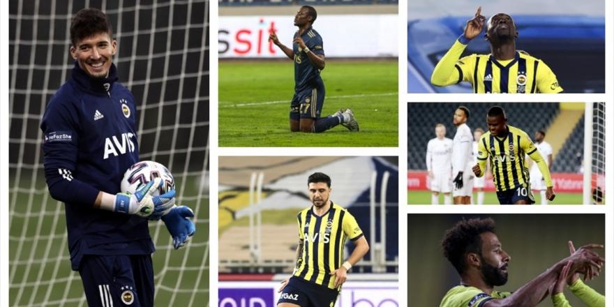 Fenerbahçe'de Sahada En Fazla Altay Bayındır Kaldı, En Golcü Unvanını 5 Futbolcu Paylaştı