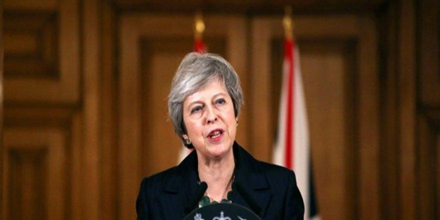 May: Avrupa Birliği ile tekrar masaya oturabiliriz