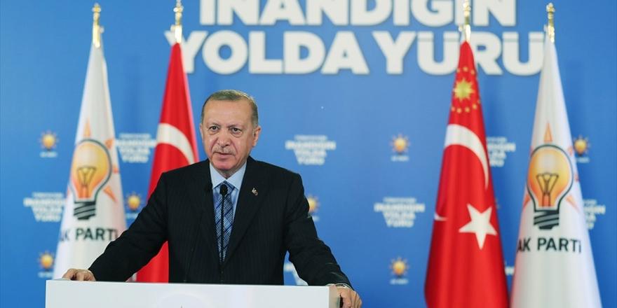 Cumhurbaşkanı Erdoğan: Muhalefetin İçine Düştüğü Çıkmaz Bizim Sorumluluğumuzu Daha Da Artırıyor