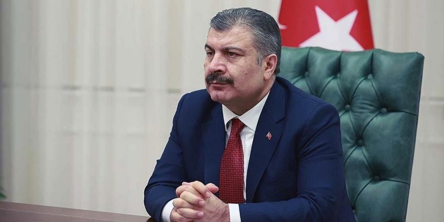 Sağlık Bakanı Koca: Yarın Sabahtan İtibaren 75 Yaş Üzerindeki Vatandaşlarımızı Aşılamaya Başlayacağız