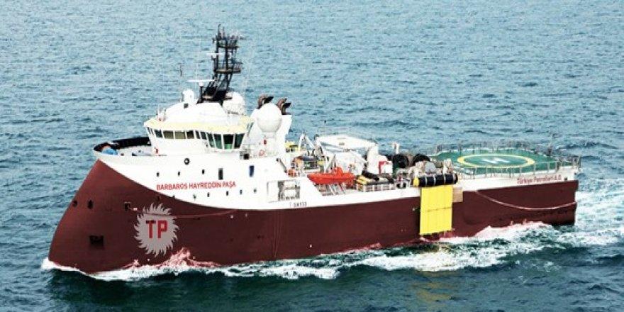 Türkiye Kıbrıs'ta doğalgaz sondajına başlıyor