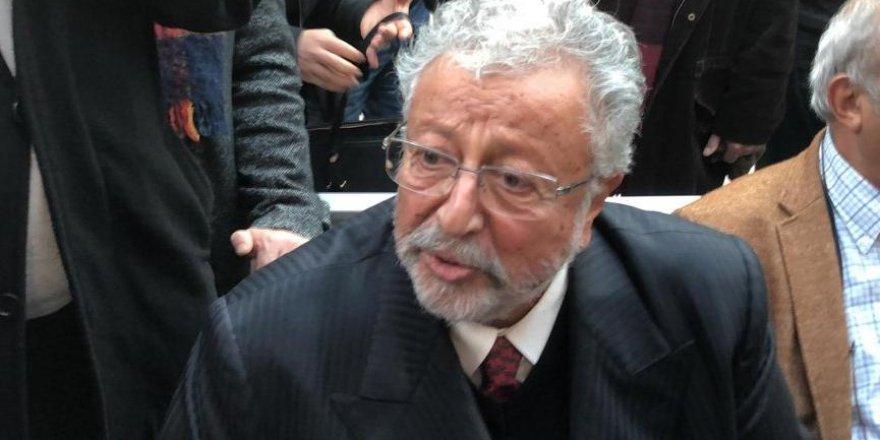 Metin Akpınar hakkındaki adli kontrol kararı kaldırıldı