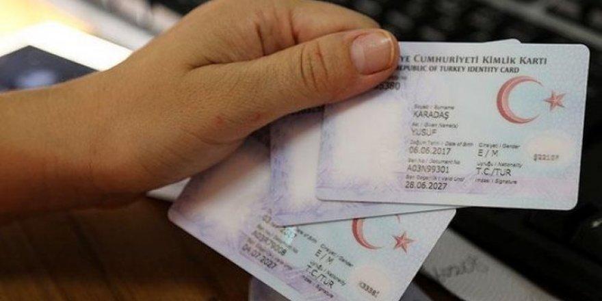 15 Yaş altı çocuklar için kimlik kartı alımında yeni dönem