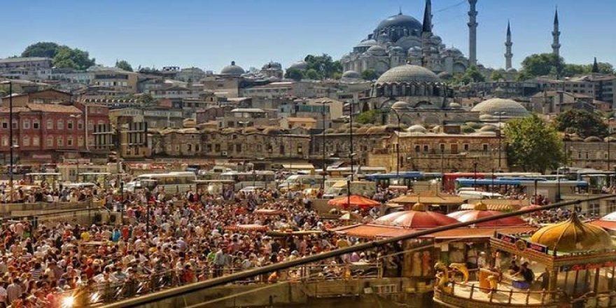 1.2 Milyon arttık! Türkiye'nin yeni nüfusu belli oldu