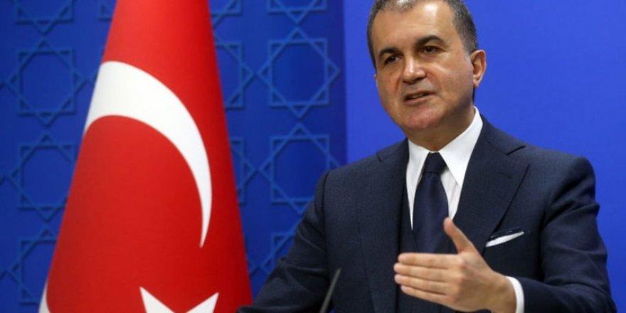 Ömer Çelik: Ankara ve İstanbul'da ortak miting olabilir